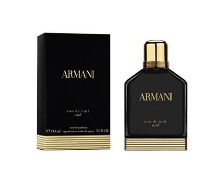 Giorgio Armani Eau de Nuit Oud - EDP 100 ml