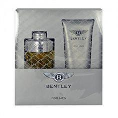 Bentley For Men - EDT 100 ml + sprchový gel 200 ml