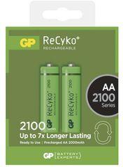 GP Nabíjecí baterie GP ReCyko+ 2100 (AA), 2 ks