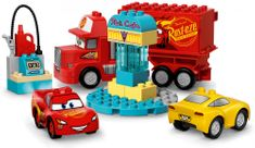 LEGO DUPLO® Cars 10846 Kawiarnia Flo