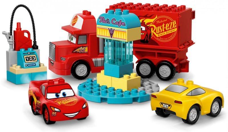 LEGO® DUPLO® Cars 10846 Kavárna Flo