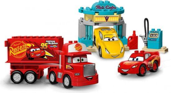 LEGO DUPLO® Cars 10846 Kavárna Flo