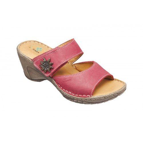 SANTÉ Zdravotní obuv dámská N/309/2/30 červená (Velikost vel. 41)
