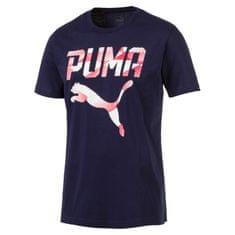 Puma moška majica Tee Peacoat