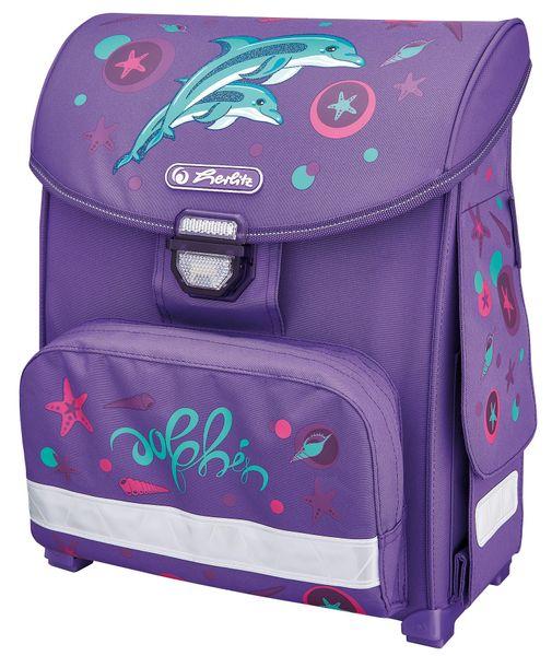 Herlitz Školní batoh Smart Delfín
