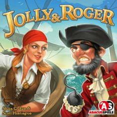 Abacus Spiele Jolly & Roger társasjáték
