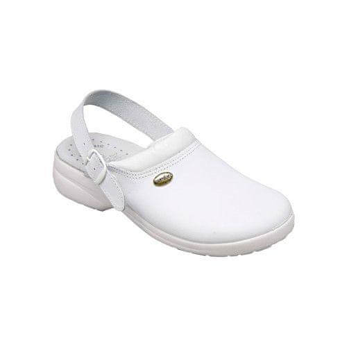 SANTÉ Zdravotní obuv pánská GF/516 bílá (Velikost vel. 42)