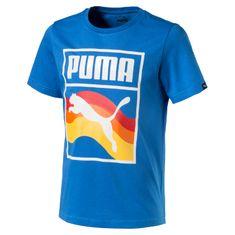 Puma moška majica Summer Tee, modra