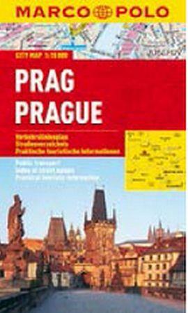 Prag/Prague - City Map 1:15000