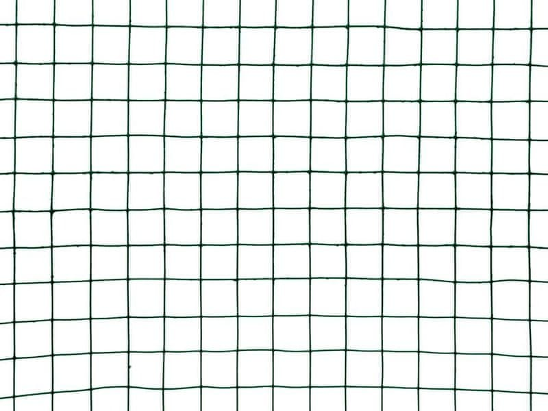 Chovatelská svařovaná síť Zn+PVC - oko 19,0 mm, výška 100 cm, role 5 m
