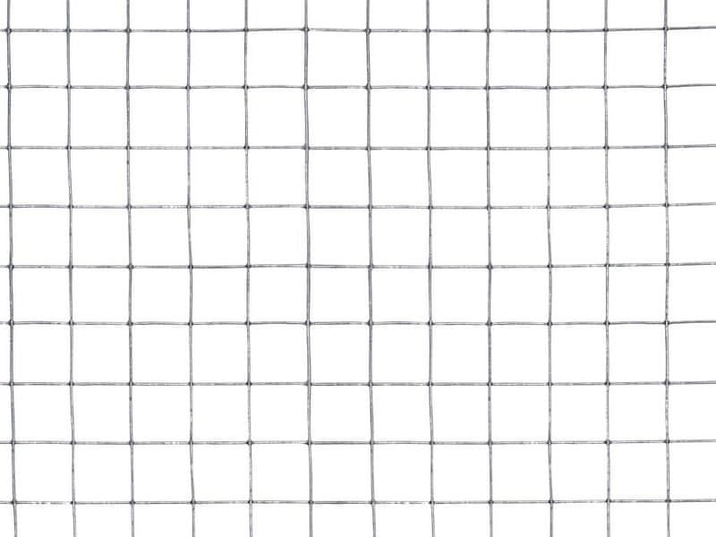 Chovatelská svařovaná síť Zn - oko 19,0 mm, výška 100 cm, role 5 m