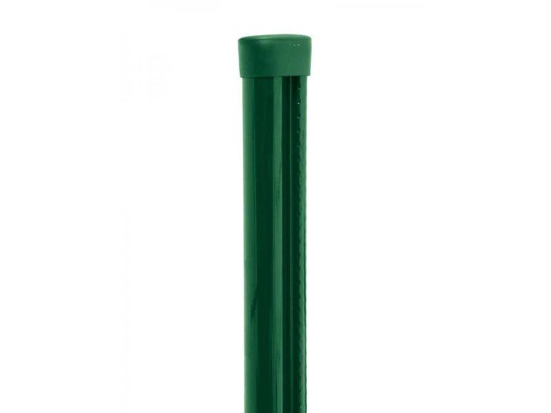 Plotový sloupek s montážní lištou PILCLIP Zn+PVC, 2300/48
