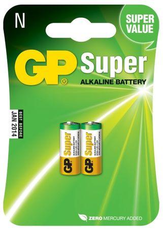 GP Alkalická špeciálna batéria GP 910A (N), 2 ks