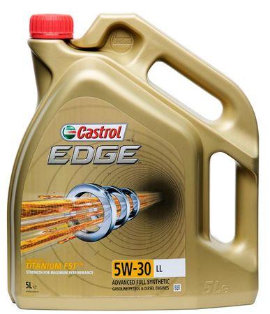 Castrol Edge LL Titanium 5W30, 5 l