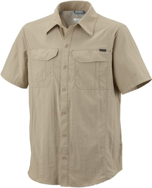 Columbia Silver Ridge Short Sleeve Shirt L