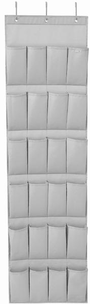 Leifheit Závěsný organizér 80016, světle šedý
