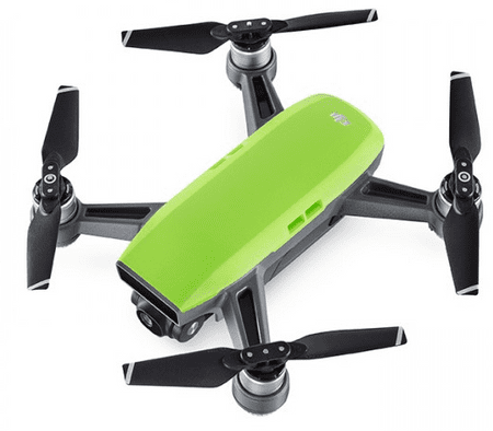 DJI Dron Spark Fly More Combo - Meadow Green