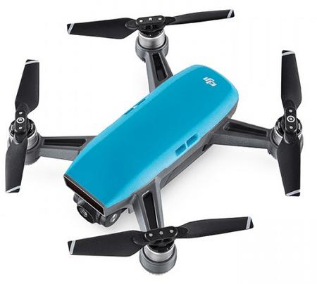 DJI dron Spark - Sky Blue