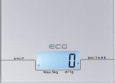 ECG kuhinjska tehtnica KV 125