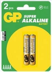 GP Alkalická speciální baterie GP 25A (AAAA), 2 ks
