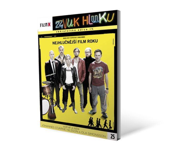 Zvuk hluku - DVD