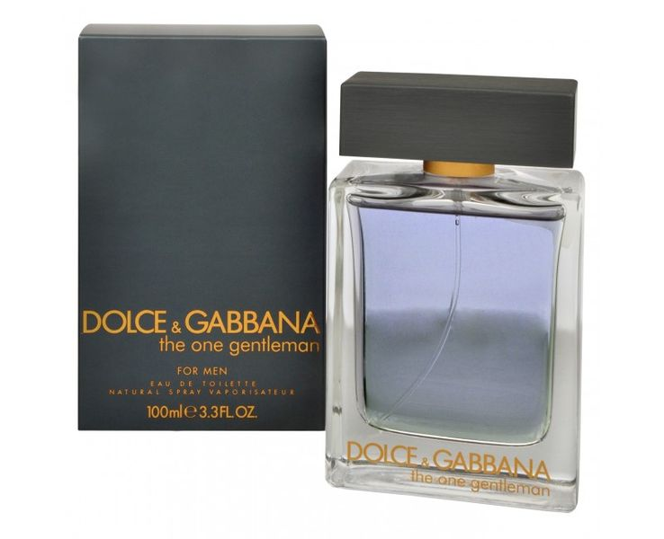 Dolce & Gabbana The One Gentleman For Men - EDT 50 ml
