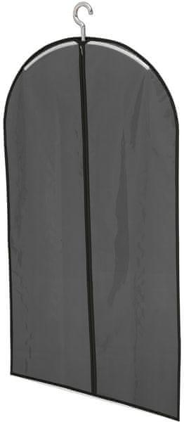 Leifheit Cestovní obal na šaty krátký, černý