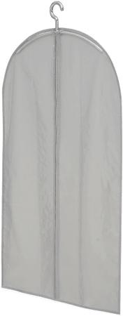 LEIFHEIT Cestovný obal na šaty krátky, svetlosivý