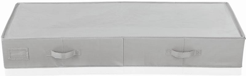 Leifheit Velký box pod postel, světle šedý