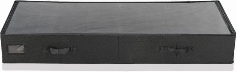Leifheit Velký box pod postel, černý