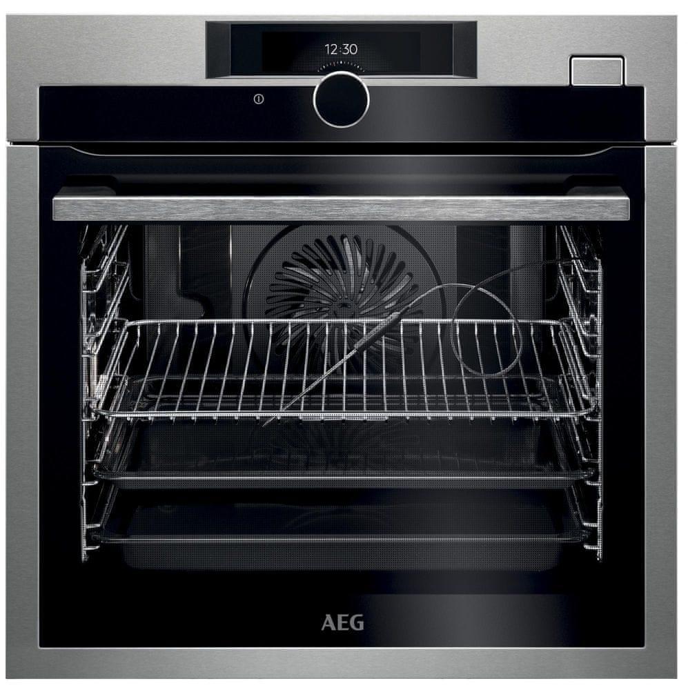 AEG Mastery BSE882320M + 5 let záruka na celý produkt