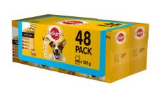 Pedigree kapsičky Adult multipack 4 x 12 pack