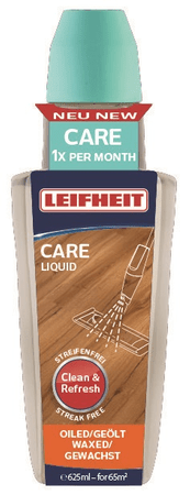 """Leifheit Prostředek """"Care"""" pro péči o parkety a olejované/voskované podlahy"""
