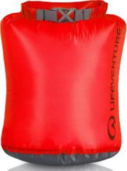 Lifeventure Ultralight Dry Bag red