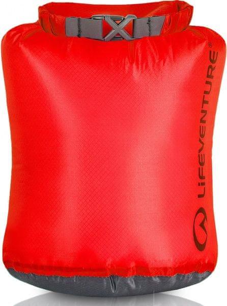 Lifeventure Ultralight Dry Bag red