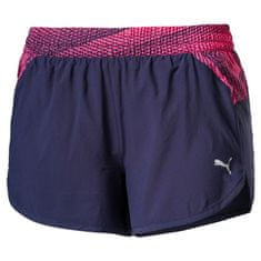 "Puma Blast Graphic 3"" Short W Peacoat-AOP"