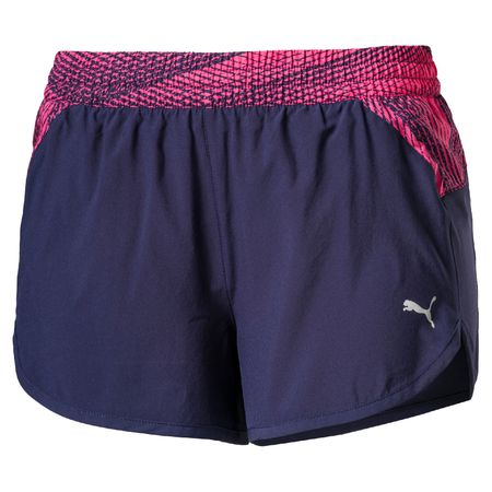 "Puma ženske hlače Blast Graphic 3"" Short, modre, M"