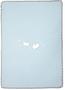 1 - Mamas&Papas dzianinowy kocyk Króliczki, niebieski