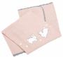 2 - Mamas&Papas Nyuszis Kötött takaró, rózsaszín