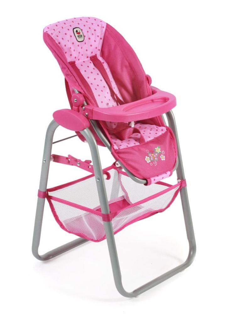 Bayer Chic Jídelní židlička pro panenku, 31