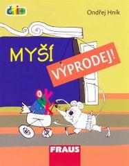 Hník Ondřej: Myší výprodej! (edice čti +)