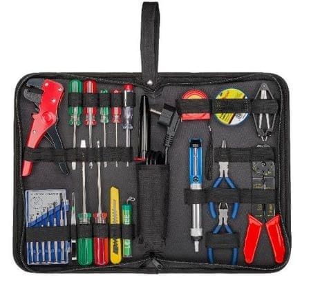 Fixpoint set orodja s torbico, 20-delni