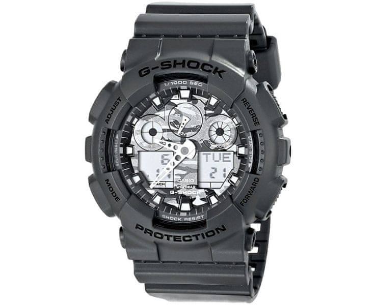 Casio G-Shock GA 100CF-8A