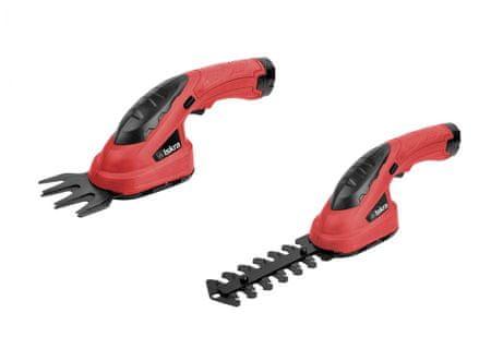 Iskra akumulatorske škarje za travo in grmičevje N0E-11ET-3.6-B