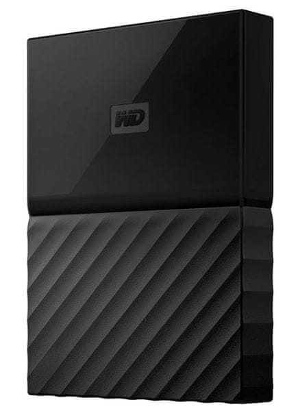 "WD My Passport 2TB / Externí / USB 3.0 / 2,5"" / Black (WDBYFT0020BBK)"