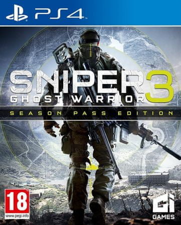 CI Games S.A. - Sniper Ghost Warrior 3 (PS4)