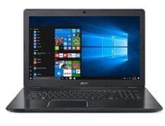 Acer prenosni računalnik ACER F5-771G-70CK 17FHD/i7-7500U/16G/SSD 512G/GTX 950M/Linux, črn (NX.GENEX.009)