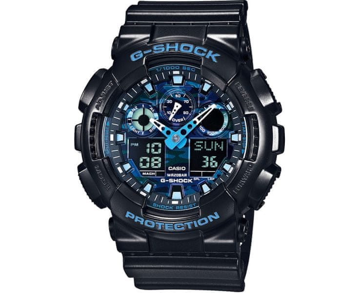 Casio G-Shock GA 100CB-1A
