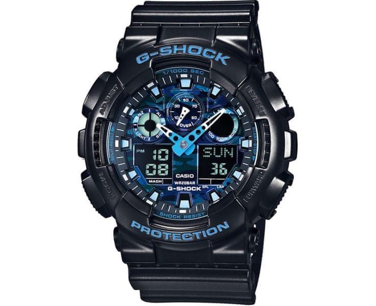 Casio G-Shock GA 100CB-1A