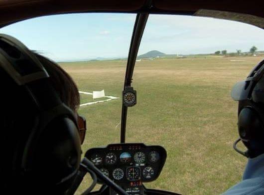 Poukaz Allegria - adrenalinový let vrtulníkem